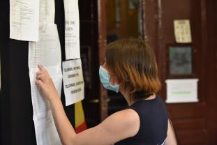 Repartizarea computerizată în învăţământul liceal - În Bihor, 228 de elevi nerepartizaţi