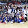 CE de baschet masculuin U20 – Divizia B - Tricolorii au câştigat europeanul de la Oradea