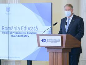 """Ținte asumate în cadrul proiectului """"România Educată"""": Elevi educați, profesori implicați"""