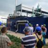 O instalaţie unică în România a fost inaugurată la Săcueni - Energie din gunoi