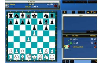 Concurs online de șah-fulger - Își vor disputa titlul de campion județean