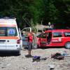 Jandarmii montani au salvat un tânăr intrat în şoc
