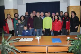 Ștei. Asociația Salvatorilor Montani - Final de an cu iz aniversar
