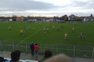 Crișul Sântandrei - Viitorul Borș 0-4 (0-1) - Derby cu scor neverosimil
