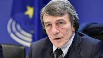 David Sassoli, ales preşedinte al Parlamentului European