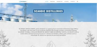 Compania Scandic Distilleries depune eforturi să sprijine lupta împotriva pandemiei de coronavirus