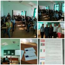 """La Școala Gimnazială ,,Avram Iancu"""" din Oradea - Pentru un mediu curat și sănătos"""