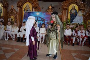 """Serbare de final de an la Grădinița Don Orione - """"Poveste de Crăciun"""""""