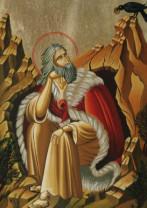 Sărbătoarea zilei  - Proorocul Ilie Tesviteanul - Sfântul neatins de moarte