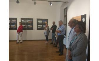 Vernisaj expoziţie de fotografie şi pictură - Sibiu 100, la Muzeul Oraşului