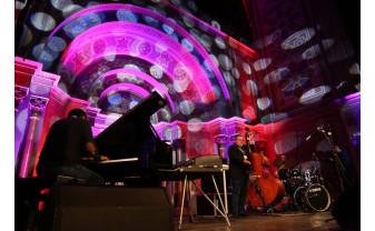Sinagoga Neologă Sion, transformată într-o scenă muzicală efervescentă - ORA Jazz Festival ediția a II-a