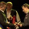 Ambasadorul George Bologan - Cetățean de Onoare la Sînmartin