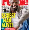 Revista People. Idris Elba - Cel mai sexy bărbat în viață