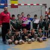 Pe podium la Satu Mare - Şoimii, locul 3 la Cupa Juniorului