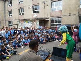 """Teatru pentru copii, la Zilele comunei Oșorhei - """"Întâmplări pe Insula dorințelor"""""""
