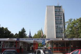 Modificări pentru tratarea cazurilor de Covid-19 - Spitalul Municipal în linia întâi