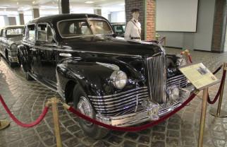 Autoturismul este estimat la 2,8 milioane de dolari - Limuzia lui Stalin, furată
