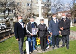 Veteranul de război Alexandru Purle, Cetățean de Onoare, post mortem, al orașului Ștei
