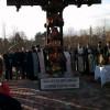 Spitalul de Psihiatrie Ştei - A fost sfinţită Crucea-monument