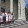 """""""EU sunt Europa"""", au afirmat elevii șteieni - Ziua de 9 Mai, marcată sub Apuseni"""