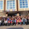 """""""Let's do it, România"""" i-a scos pe bihoreni la curăţenia de toamnă - Elevii, majoritatea voluntarilor la Ştei"""
