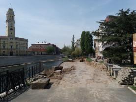 Accesul pe strada Emilian Mircea Chitul se restricționează