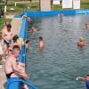 A început sezonul estival - La ştrand de 1 Mai