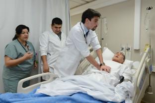 Lege. Studenții la medicină pot face practică pe pacienți