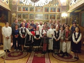 Săptămâna trecută - Ziua Bibliei sărbătorită la Subpiatră