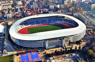 Un nou stadion va fi construit la ieşirea spre Sânmartin - Oradea Arena