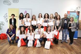 BooDoChallenge, un proiect realizat de patru eleve din Oradea - Aplicaţie pentru salvat vieţi