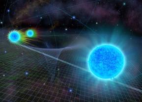 Un test astronomic care a inclus o stea şi o gaură neagră - Teoria lui Einstein, rezistă