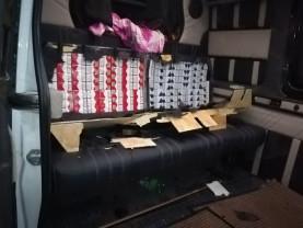 Plutonier din Marghita, prins în flagrant cu ţigări nemarcate - Militar anchetat pentru contrabandă