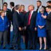 Summitul NATO. Preşedintele Trump i-a strâns cu uşa pe aliaţi - Biciul şi zăhărelul