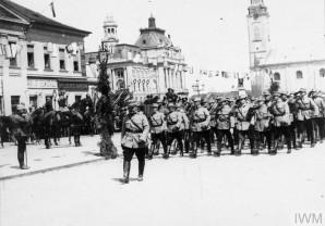 100 de ani. Războiul româno-ungar din 1919 - Intrarea armatei române în Oradea