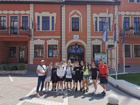 Ladies Târgu Mureş - United Bihor - Un meci cât o promovare