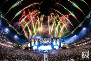 În cele patru zile ale festivalului Untold - Peste 372.000 de participanți