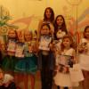 Copiii din Vadu Crişului  la Concursul Naţional Kharisma - Un debut promiţător