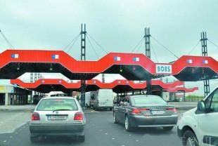 Peste 2,5 milioane de persoane au tranzitat frontiera - Sărbătorile au generat trafic intens