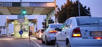 Granița cu Ungaria, deschisă pentru lucrătorii transfrontalieri - Liber pe la Salonta și Săcueni