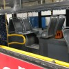 În urma unui scandal provocat de rromi - Autobuz vandalizat pe traseu