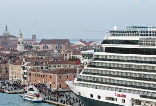 Veneția interzice accesul vapoarelor de croazieră