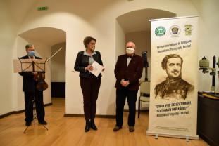 Ediția a XIX-a - Salonul Internațional Maghiar, vernisat online