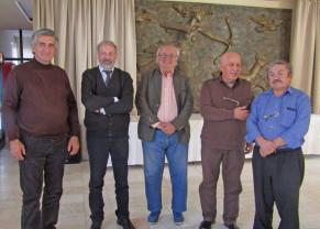 Festival Național de Poezie Colocviile George Coșbuc - Un nou premiu pentru poetul Gheorghe Vidican