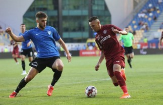 """Viitorul – CFR Cluj 1-0, în Supercupa României - """"Suntem supărați că am pierdut"""""""