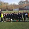 Interliga de iarnă Gheorghe Ola - Viitorul Oradea s-a calificat lejer la zonă