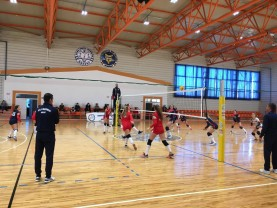 CSU Oradea - CS Provolei Arad 3-0 - Start reuşit pentru voleibaliste