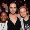 Angelina Jolie primeşte toate drepturile de custodie - Brad Pitt, doar drept de vizitare