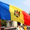 Celebrarea a 25 de ani de la obţinerea independenţei de către Moldova - Proteste la Chişinău