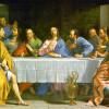 Iisus şi apostolii au servit tocană, miel și vin - Meniul de la Cina cea de Taină